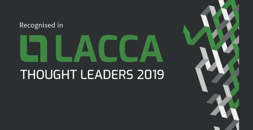 Luis Alberto Aziz es incluido in 'LACCA: Thought Leaders'